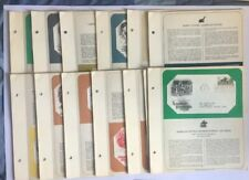 USA Postal Commemorative Society First Day Covers 1973 Addressed