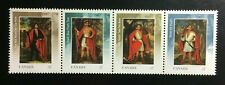 Canada #2380-2383a MNH, Four Indian Kings Strip of Stamps 2010