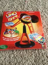 Uno Tippo Family Card Game - Do u Have the Skill 2 Keep the Scales from Tipping?