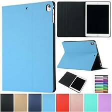 Leather Smart Stand Magnetic Case Cover For iPad 2 3 4 5th 6th Gen Mini Air Pro