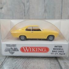 WIKING 827 03 - 1:87 - Opel Manta A - OVP - #R32422