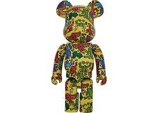 Keith Haring 5 Bearbrick 1000% Medicom - BRAND NEW