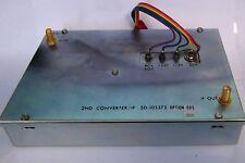Harris Farinon 2nd Converter/IF SD-105372 Option 005 SD1492224