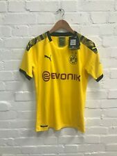 Borussia Dortmund Men's 2019-20 Home Authentic Shirt - S - Piszczek 26 - New