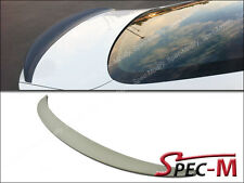 Unpainted Tail Trunk Wing Spoiler Lip Performance For BMW 420i 428i 435i Coupe