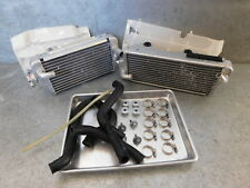 2007 SUZUKI RMZ450 RADIATORS & HOSES FASTENERS COMPLETE SUPER CLEAN VGC.  C10