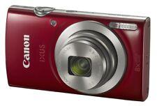 Canon Ixus 185 rot + Zubehörpaket 16GB SDHC + Tasche