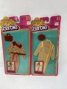 1978 Barbie Fashion Collectibles #1907 & 1908 Mattel NRFP