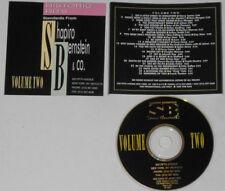 Harry James, Russ Morgan, Al Jolson, Marilyn Monroe, Spike Jones  U.S. promo cd
