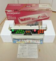 Sega Saturn SS Virtua Stick pro HSS 0130 game vintage controller box From Japan