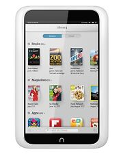 Barnes and Noble Nook 7-inch Slate 8GB OMAP 4470 1.3GHz 8GB Wi-Fi New White