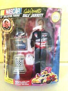 "Nascar 12"" Collector Figure Special Edition Dale Jarrett Doll"