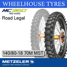 Metzeler Mc 360 Mid duro 140/80-18 70M MST