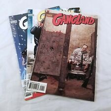Gangland (1998) Set of 3 (#1-2, 4) NM-