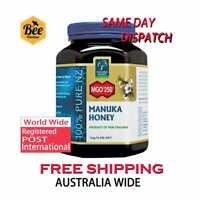 NEW Manuka Health MGO 250+ 1KG Manuka Honey - 100% Pure New Zealand