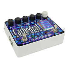 Electro-Harmonix Cathedral Stereo Reverb/Delay Effect Pedal With Tap Tempo! NEW!