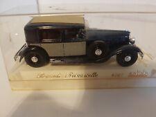 Miniature voiture Renault Reinastella 1/43 SOLIDO très bon état