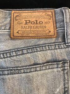 1BNWT POLO RALPH LAUREN  Women's Astor Slim Boyfriend Jeans W 30 x L 29  RRP£175