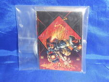 Ash Trading Cards Set (1997) Dynamic Forces Sealed Signed Palmiotti Quesada NM-