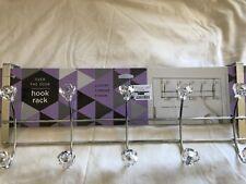 Over The Door Hook Rack - Bathroom - Bedroom - Closet