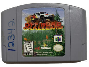 Off Road Challenge (Nintendo 64)  Cartridge only Tested