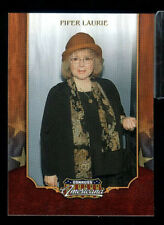 2009 DONRUSS AMERICANA PIPER LAURIE - THE HUSTLER - CARRIE - ACTRESS