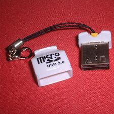 NANO VX USB 2.0 microSD HC reader for upto 32GB 16GB et