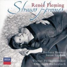 Strauss Heroines von WP,Christoph Eschenbach,Renee Fleming (1999)