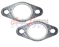 NEW FITS HONDA GX610 GX620 GX670 SET OF TWO EXHAUST MUFFLER GASKETS FITS 20HP