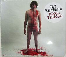 JAY REATARD CD Blood Visions SEALED Digi-Pack 2009 Fat Possum Label