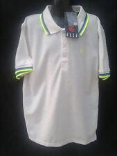 BNWT Boys Sz 8 Tilt Brand Short Sleeve White Polo Top