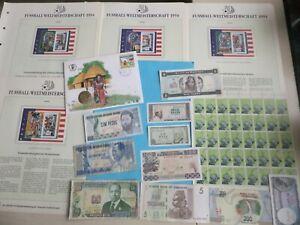 10 Banknoten Afrika