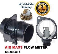FOR VAUXHALL MOVANO VIVARO 2.5 CDTi DIESEL 2003--> AIR MASS FLOW METER SENSOR