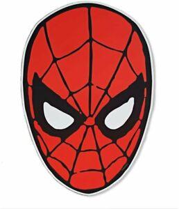 "Marvel Spider-Man Eyes 10x15"" Die Cut Wood Sign Wall Art Décor Superhero"