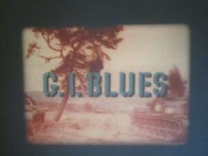 G.I BLUES SUPER 8 COLOUR SOUND 400FT CINE FILM 8MM ELVIS PRESLEY