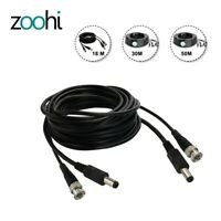 1//3//1.5M 5.5x2.5mm DC 12V Power Extension Cable Cord Adapter For CCTV Cameras BH