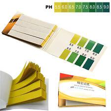 80x 5,5-9,0 PH Wert Teststreifen Indikatorpapier Alkalinität Säure Wassertest