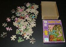Rare 1968 Fantastic Four Marvel Comics Whitman jigsaw puzzle: 1960's Marvelmania