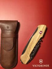 Victorinox Wine Master olive Holz Wood schweizer Taschenmesser 0.9701.64