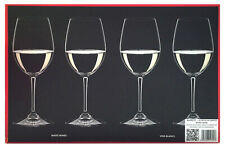 *NEW* Riedel Accanto White Wine Glass - Set of 4 (0490/01) Made in Germany *NIB*