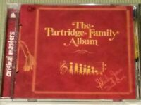 THE PARTRIDGE FAMILY ALBUM RARE 11 TRACK CD FREE SHIPPING