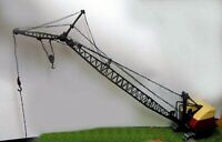 22RB Lattice Crane Fly Jib '55 on N Scale UNPAINTED Kit E31b Langley Models