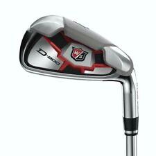 Chrome-Plated Steel Head Regular Men's Golf Clubs