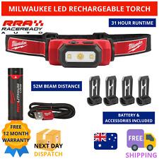Milwaukee L4HL201B Cordless Headlamp Flashlight