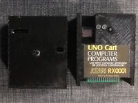 Atari XL/XE UNOCart Cartridge microSD card for loading ATR/ROM/CAR/XEX
