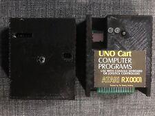 Atari XL/XE UNOCart Cartridge microSD card for loading ATR/ROM/CAR/XEX
