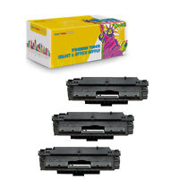 Q7570A Black 3 Compo Compatible Toner Cartridge For HP LaserJet M5025 M5035X