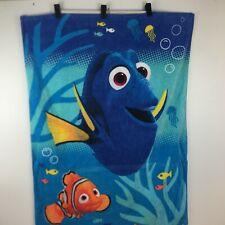 Disney Finding Nemo Beach Towel Dory Pixar Bright Colors