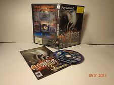 Clock Tower 3 (Sony PlayStation 2, 2003) Complete Tested Works Great