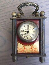 Omega Carriage Clock Miniature
